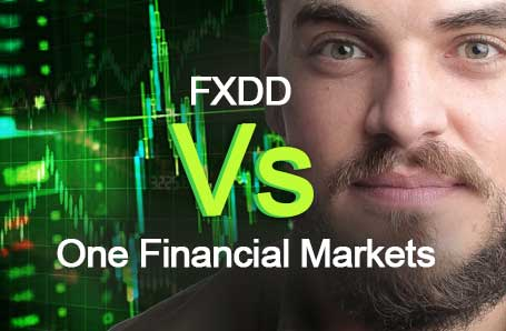 FXDD Vs One Financial Markets Who is better in 2021?