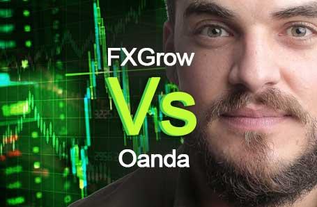FXGrow Vs Oanda Who is better in 2021?