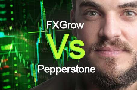 FXGrow Vs Pepperstone Who is better in 2021?