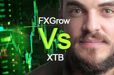 FXGrow Vs XTB Who is better in 2021?