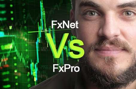 FxNet Vs FxPro Who is better in 2021?