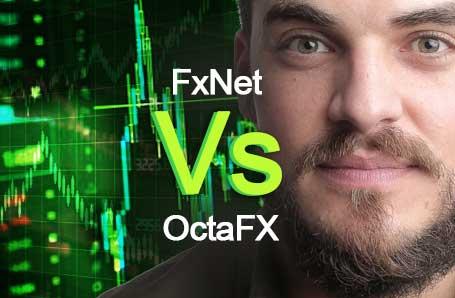 FxNet Vs OctaFX Who is better in 2021?