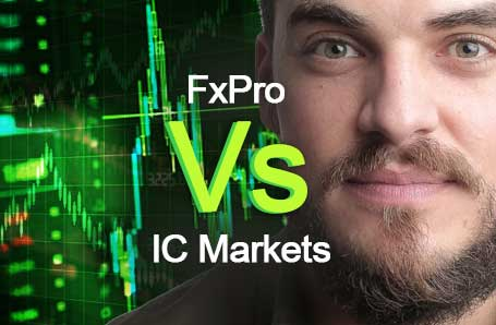 FxPro Vs IC Markets Who is better in 2021?
