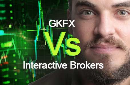 GKFX Vs Interactive Brokers Who is better in 2021?