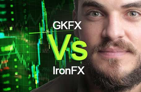 GKFX Vs IronFX Who is better in 2021?