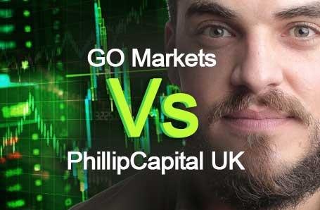 GO Markets Vs PhillipCapital UK Who is better in 2021?