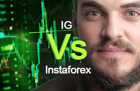IG Vs Instaforex Who is better in 2021?