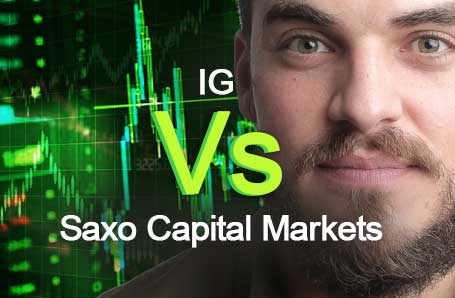 IG Vs Saxo Capital Markets Who is better in 2021?