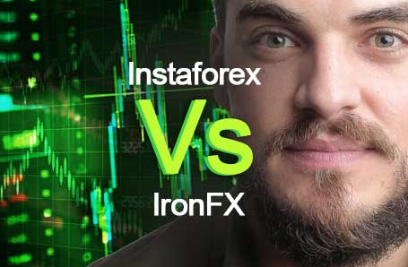Instaforex Vs IronFX Who is better in 2021?