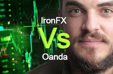 IronFX Vs Oanda Who is better in 2021?