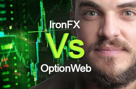 IronFX Vs OptionWeb Who is better in 2021?