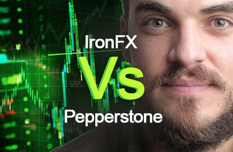 IronFX Vs Pepperstone Who is better in 2021?