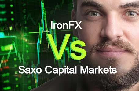 IronFX Vs Saxo Capital Markets Who is better in 2021?