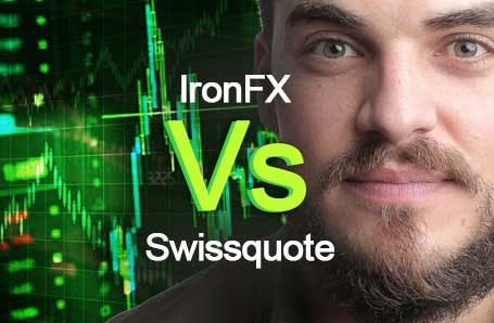 IronFX Vs Swissquote Who is better in 2021?