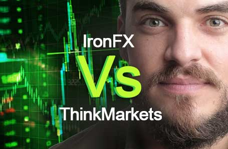 IronFX Vs ThinkMarkets Who is better in 2021?