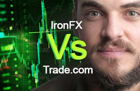 IronFX Vs Trade.com Who is better in 2021?
