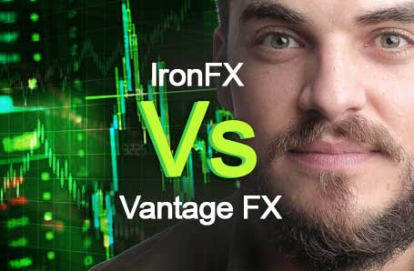 IronFX Vs Vantage FX Who is better in 2021?