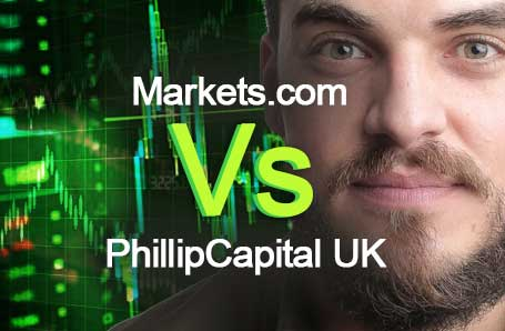 Markets.com Vs PhillipCapital UK Who is better in 2021?