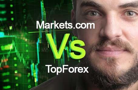 Markets.com Vs TopForex Who is better in 2021?