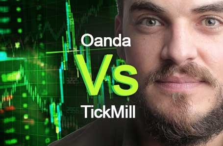 Oanda Vs TickMill Who is better in 2021?