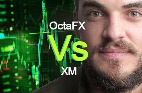 OctaFX Vs XM Who is better in 2021?