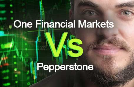 One Financial Markets Vs Pepperstone Who is better in 2021?