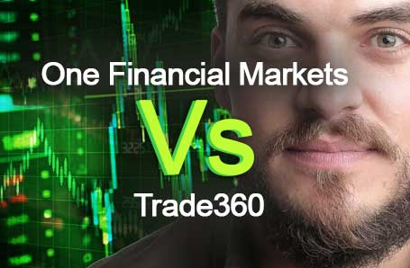 One Financial Markets Vs Trade360 Who is better in 2021?