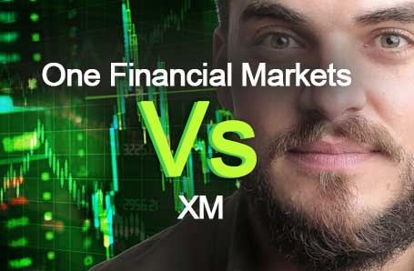 One Financial Markets Vs XM Who is better in 2021?