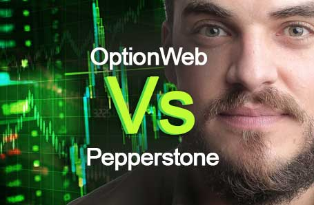 OptionWeb Vs Pepperstone Who is better in 2021?