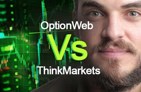 OptionWeb Vs ThinkMarkets Who is better in 2021?