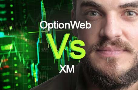 OptionWeb Vs XM Who is better in 2021?