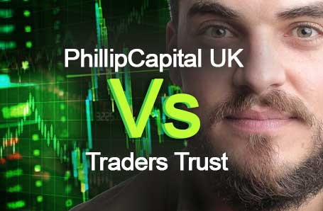 PhillipCapital UK Vs Traders Trust Who is better in 2021?