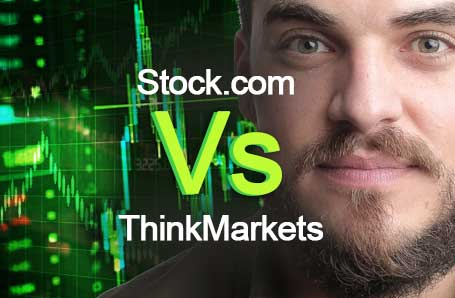 Stock.com Vs ThinkMarkets Who is better in 2021?
