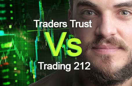 Traders Trust Vs Trading 212 Who is better in 2021?