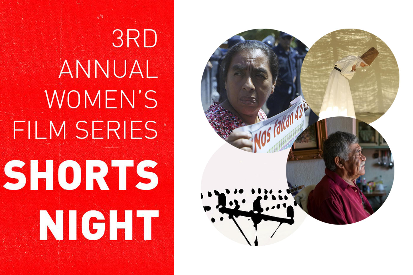 3rd Annual BDC'S Women's Film Series: Shorts Night