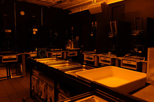 Darkroom Rental