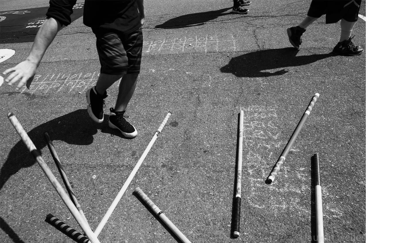 Stickball: An Urban Pastime