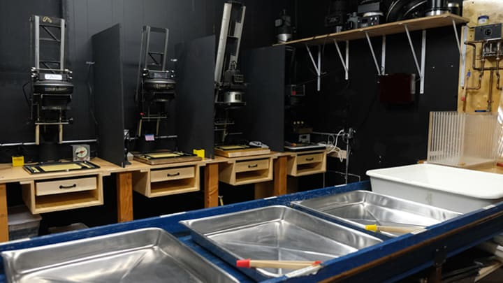 Phillip Leonian Darkroom