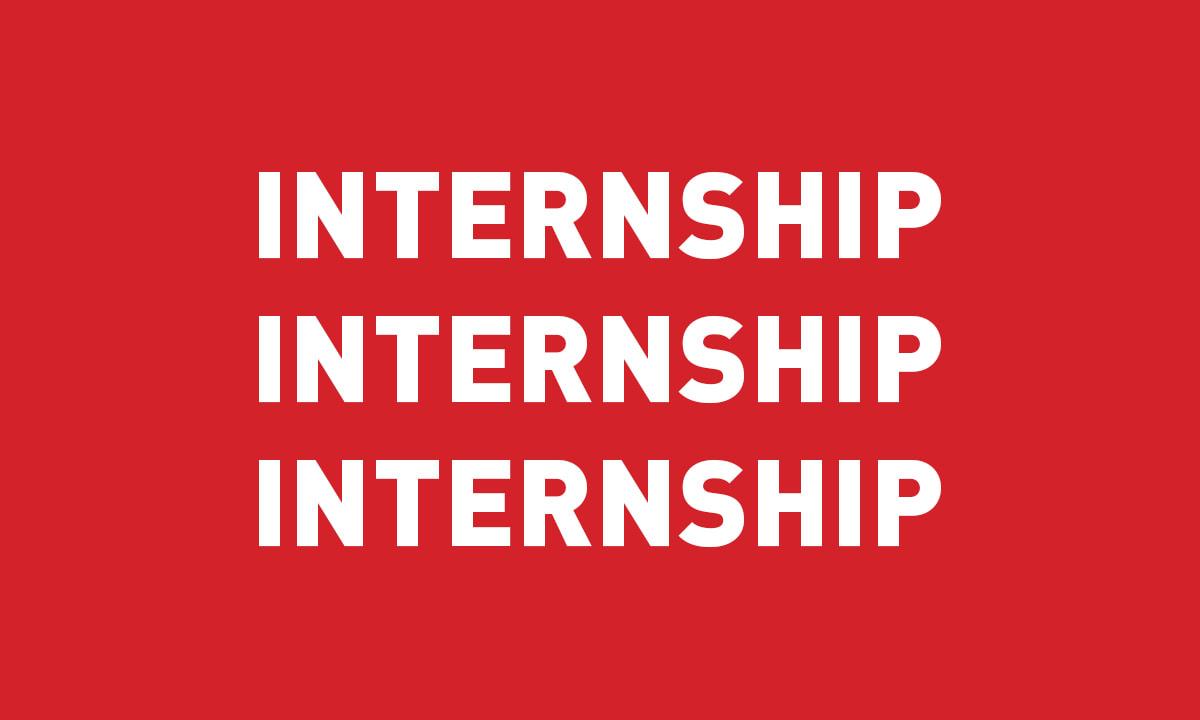 Fall 2019 Internship