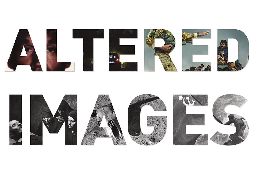 Altered Images: 150 Years of Posed and Manipulated Documentary Photography