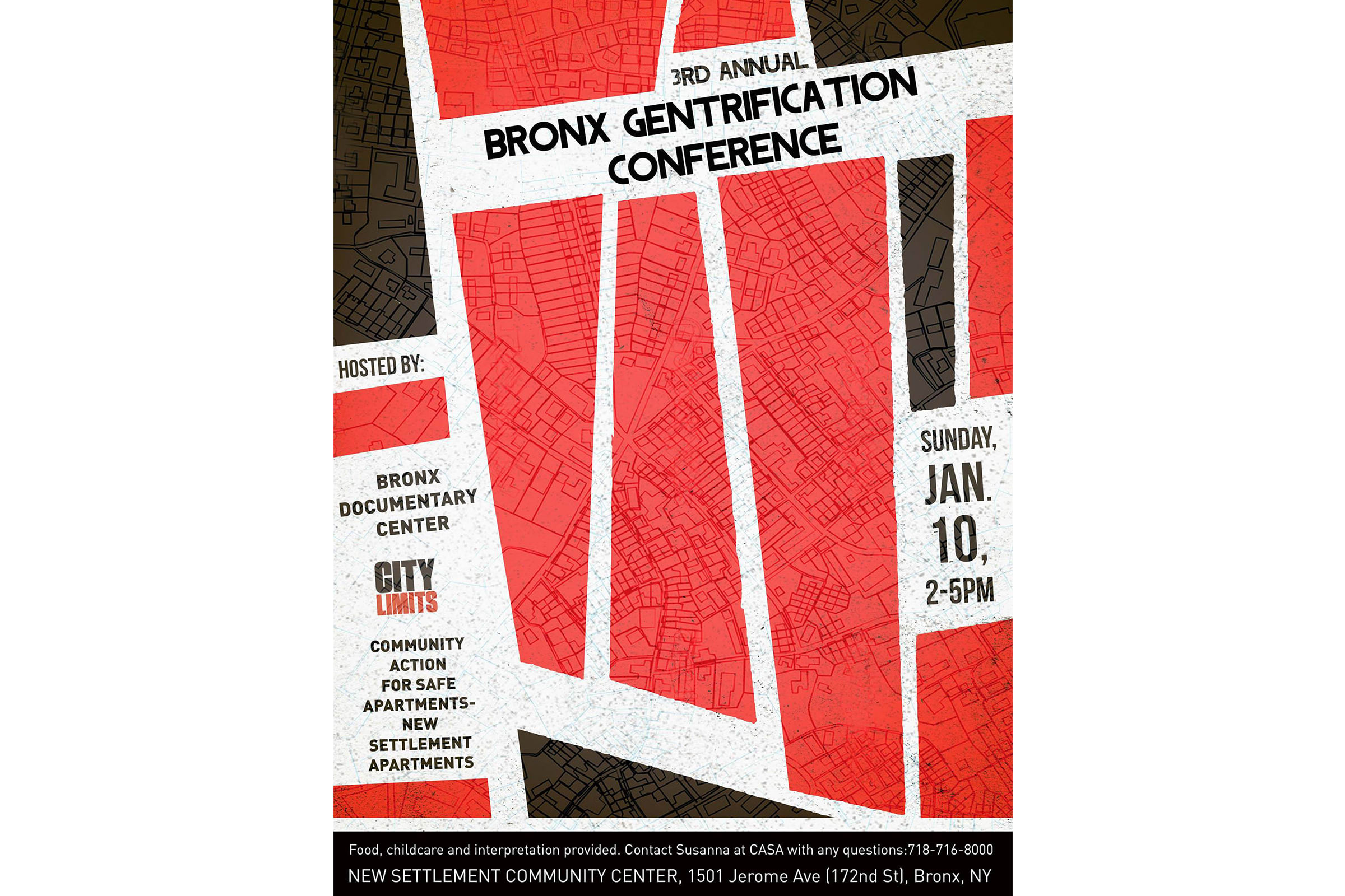 3rd Annual Bronx Gentrification Conference