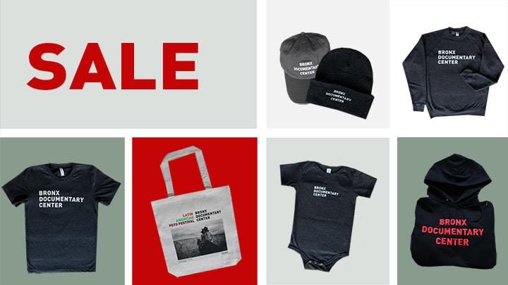 BDC Merch Sale