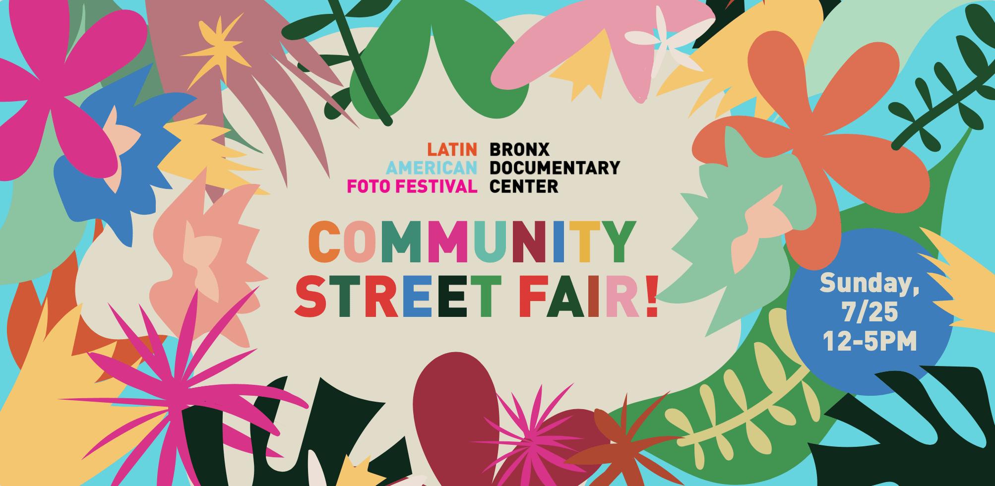 Community Street Fair