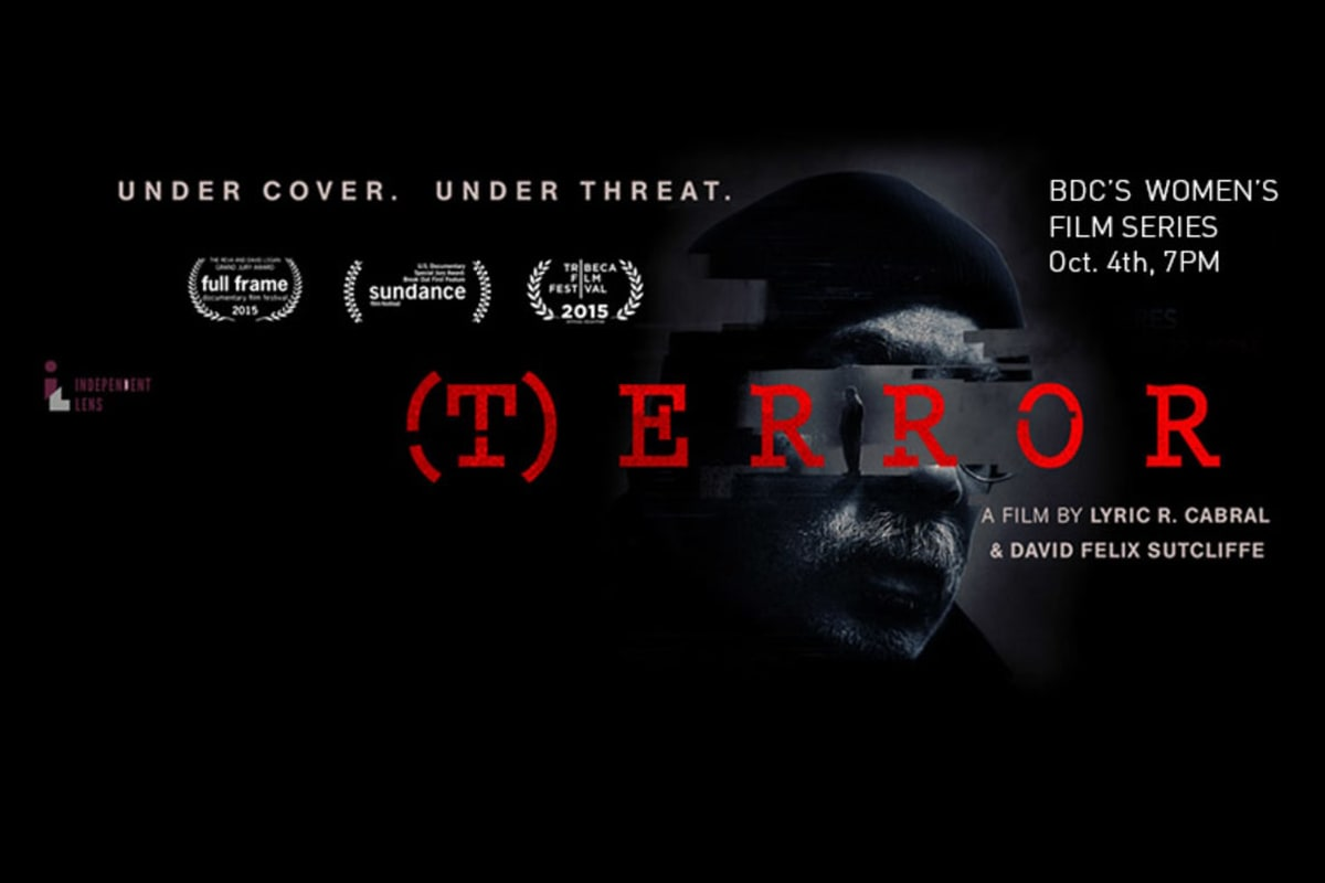 3rd Annual BDC's Women's Film Series: (T) ERROR