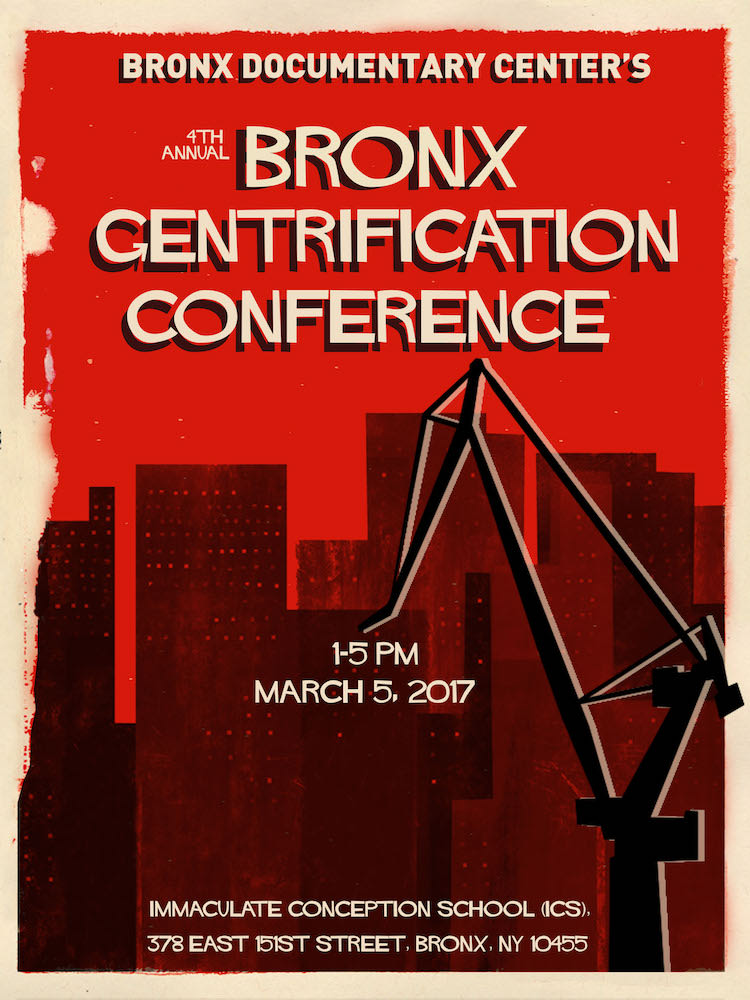 4th Annual Bronx Gentrification Conference