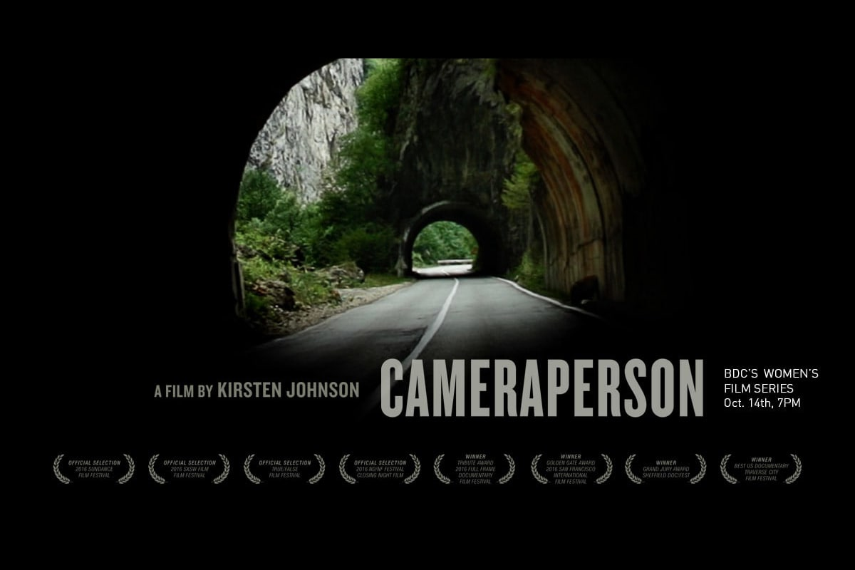 3rd Annual BDC's Women's Film Series: Cameraperson