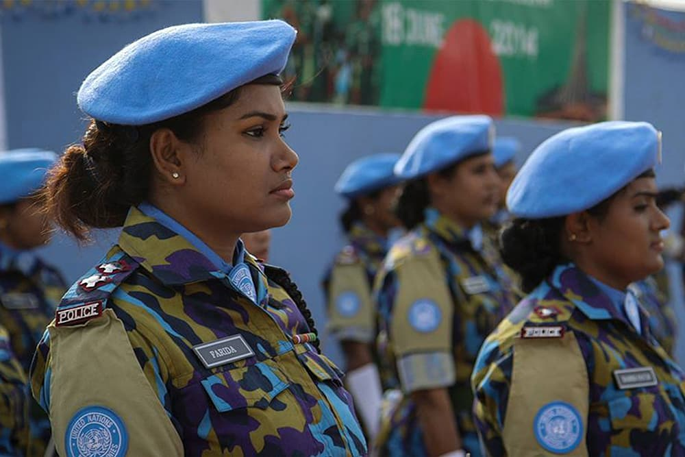 f6542747f A Journey of a Thousand Miles: Peacekeepers