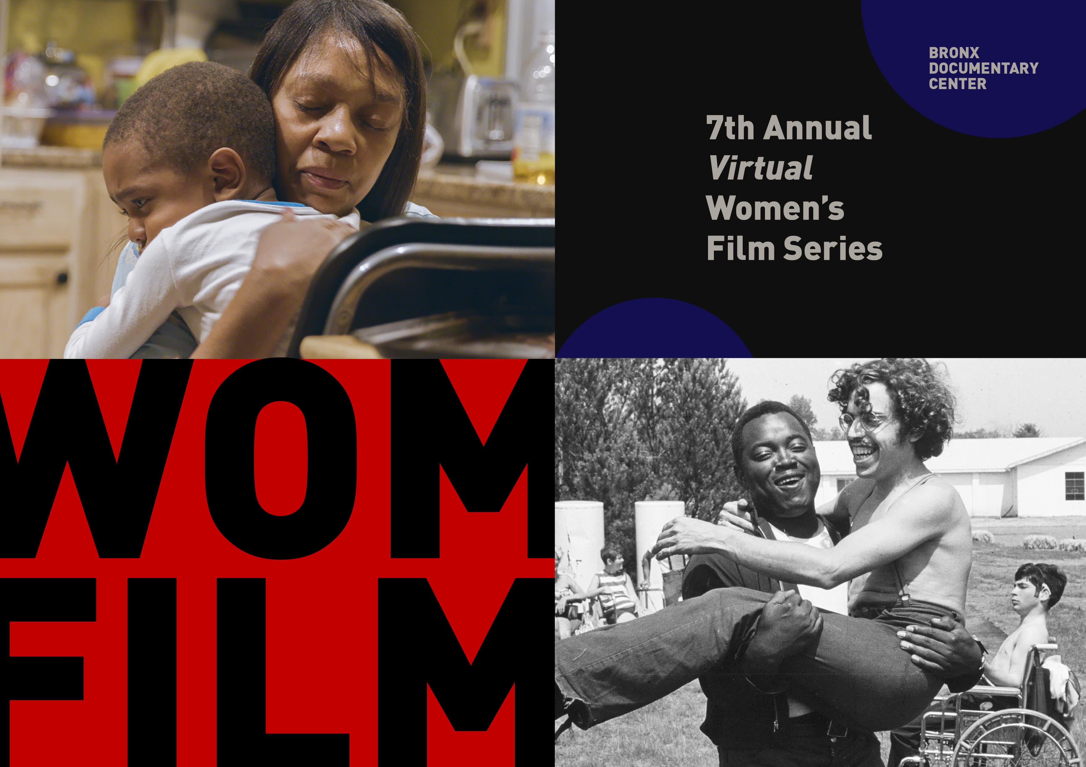 Virtual 7th Annual Women's Film Series