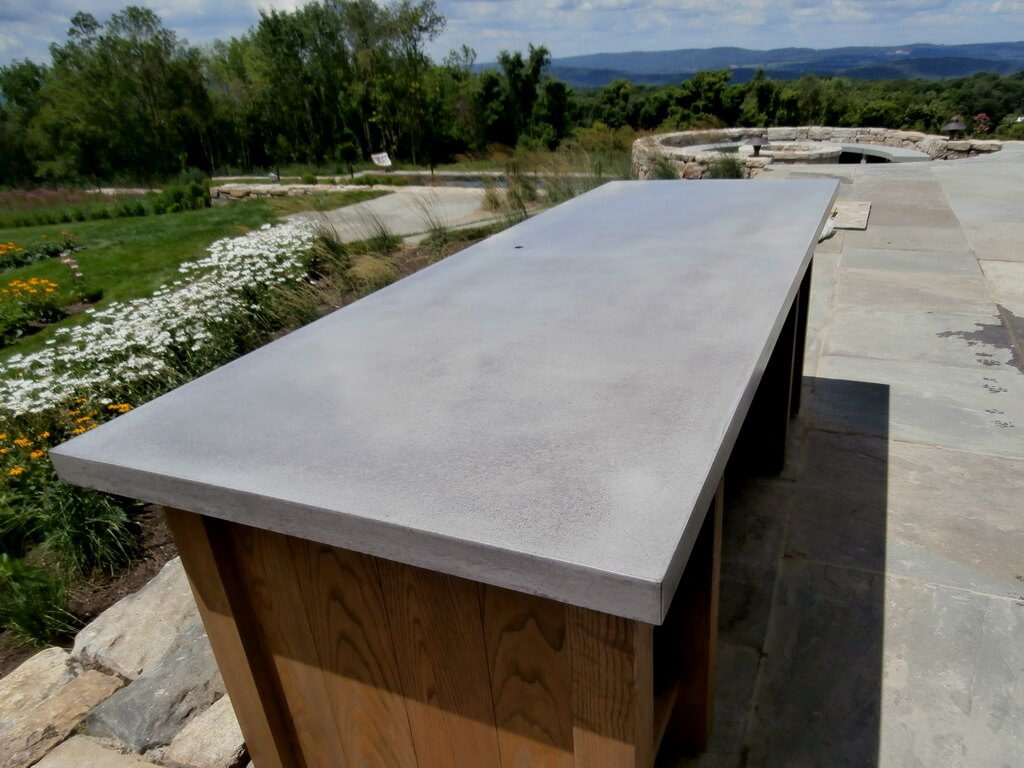 Exterior Concrete Table Top