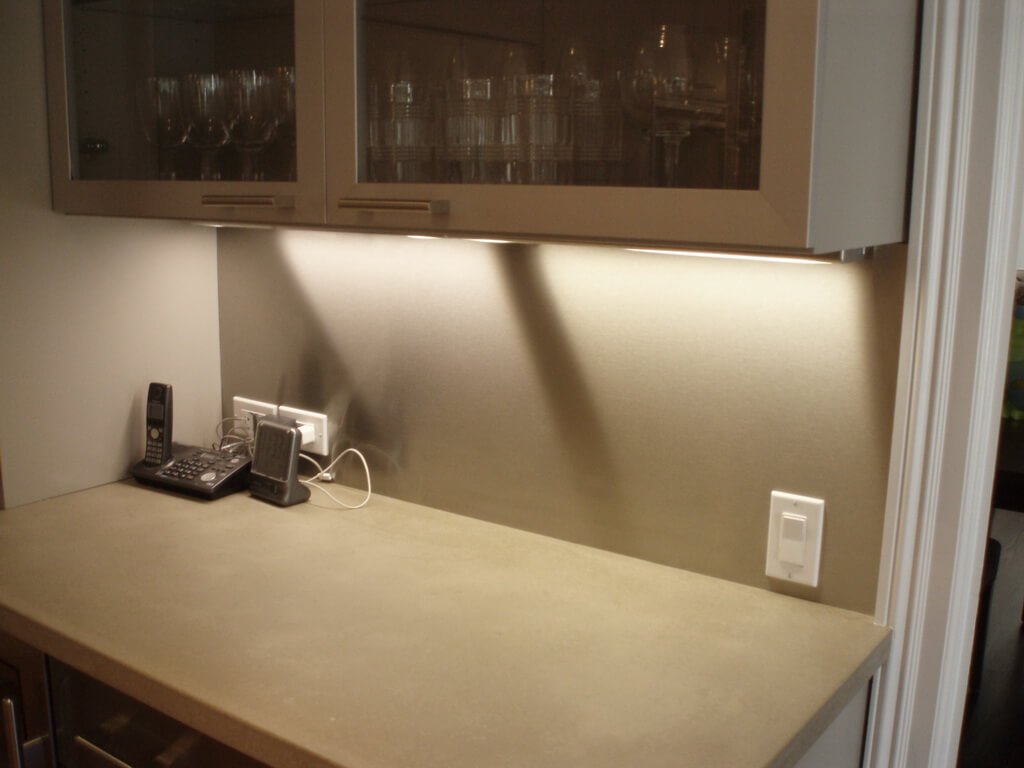 Verdicrete Concrete Countertop in Custom Color